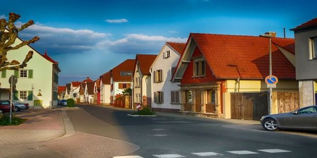 Dorf Rheinland-Pfalz