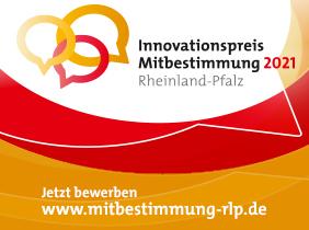 innovationspreis Mitbestimmung Rheinland-Pfalz 2021