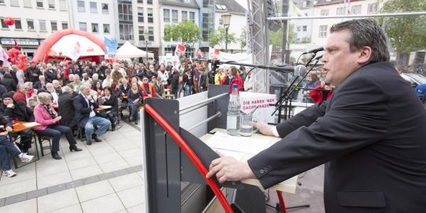 Rede Armin Schild 1. Mai