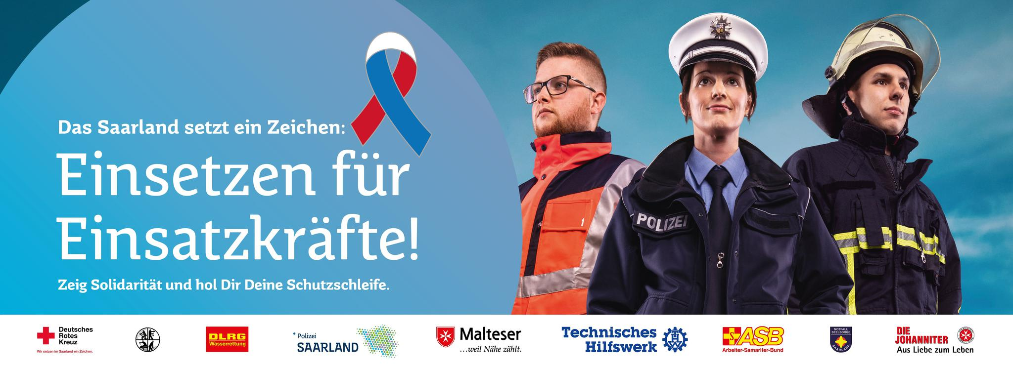 Schutzschleife Saarland