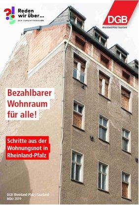 Cover Wohnraumbroschüre