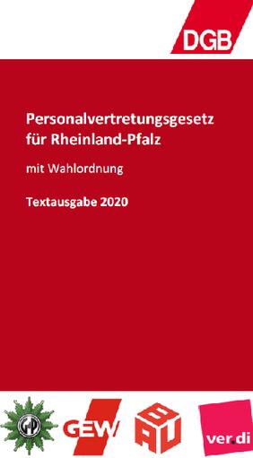 Broschüre LPersVG