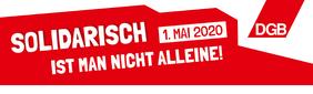 Logo 1. Mai 2020