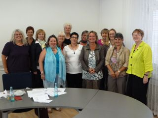 Frauenvertreterinnen der DGB-Mitgliedsgewerkschaften