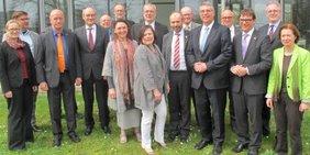 Spritzentreffen DGB  evangelische Kirchen