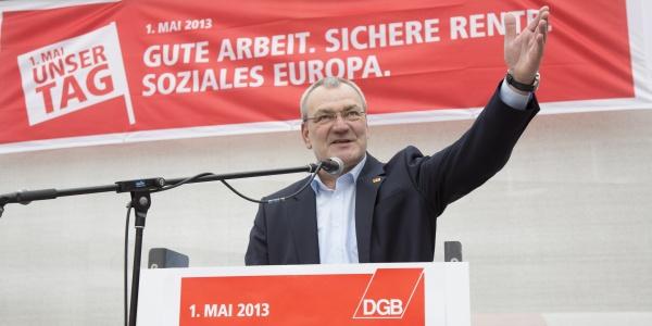 Rede Dietmar Muscheid am 1. Mai