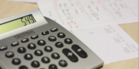 Taschenrechner und Rechnungen