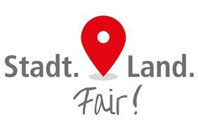 Kampagnenlogo Stadt.Land.Fair!