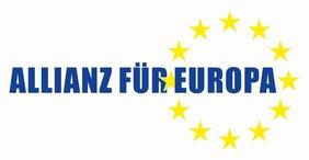 Logo Allianz für Europa