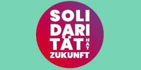 Logo Solidarität hat Zukunft!