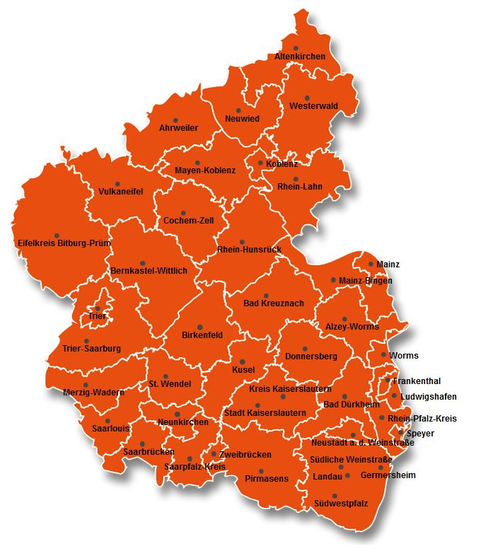 Zarten Rheinland Pfalz