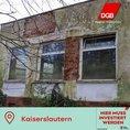 Westpfalz verfallenes Gebäude