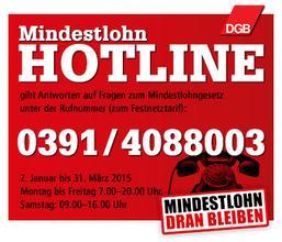 MiLO Hotline